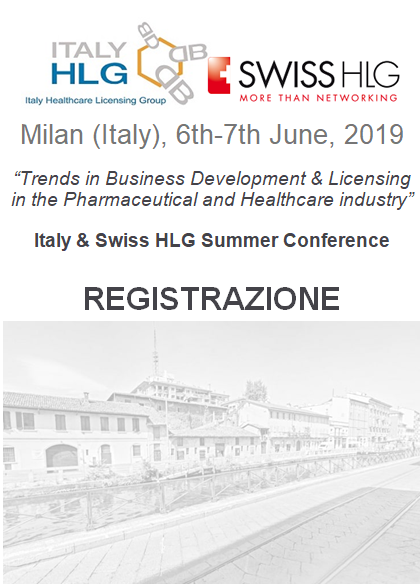 Italy HLG - Healthcare Licensing Group